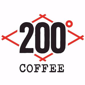 200 Degrees logo