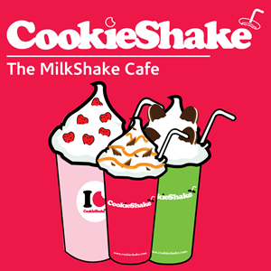 Cookie Shake Bar logo