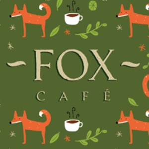Fox Cafe logo
