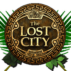 Lost City Adventure Golf logo