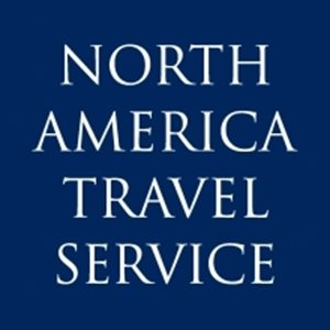 North America Travel Service logo