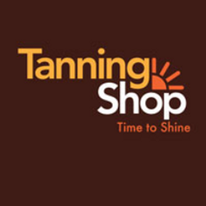 The Tanning Shop logo