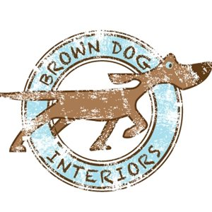 Brown Dog Interiors logo