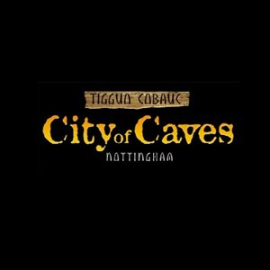 City of Caves logo