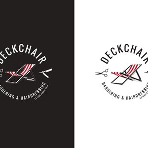 Deckchair Barbers and Hairdressers logo