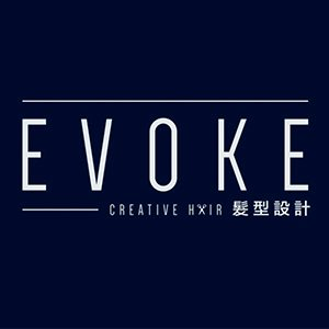 Evoke Hairdressing logo