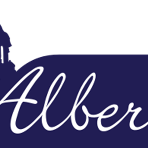 Albert Hall logo