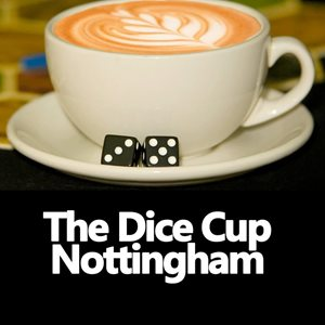 The Dice Cup logo