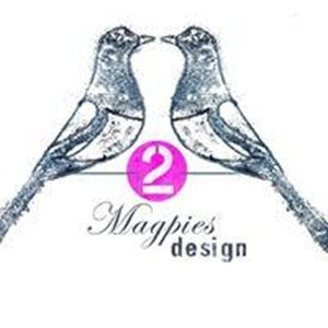 2 Magpies Design logo