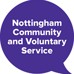 Nottingham Community and Voluntary Service logo
