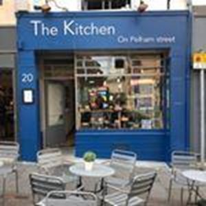 The Kitchen on Pelham Street logo