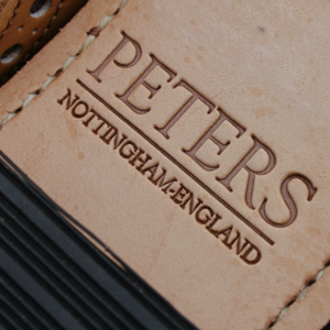 Peters Shoemakers and Restorers logo