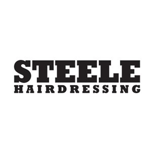Steele Hairdressing logo