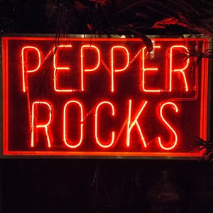 Pepper Rocks logo