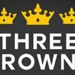 The Three Crowns logo