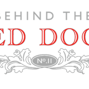 Behind the Red Door logo