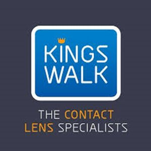 Kings Walk Contact Lenses logo