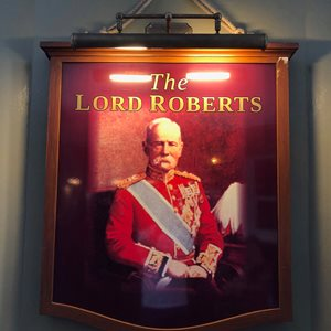 The Lord Roberts logo